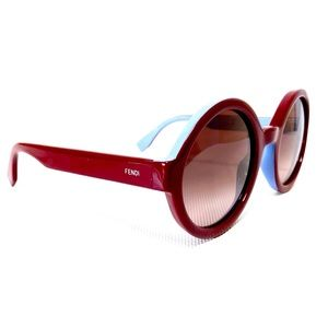 Fendi Round Lens Sunglasses/ 0120 S